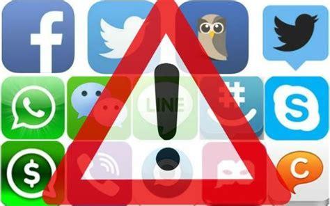 ¡Peligro!, las redes sociales pueden atacarte   Periodismo ...