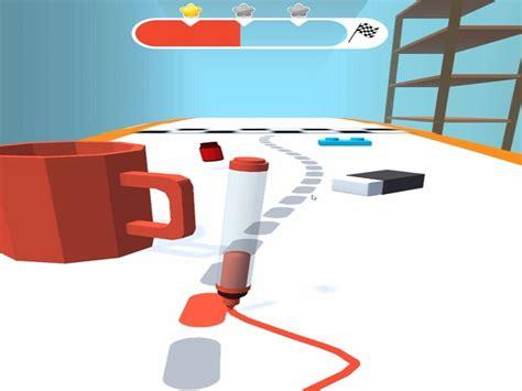 PEN RUN juego online en JuegosJuegos
