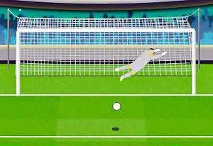 Penalty Cup 2014   Juega gratis online en Minijuegos