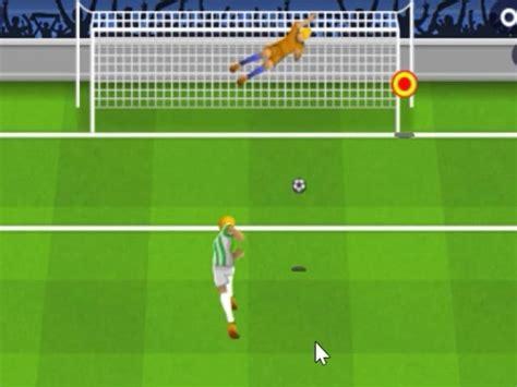 PENALTY SHOOTOUT MULTI LEAGUE juego online en JuegosJuegos