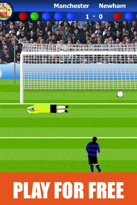 Penalty Shootout Soccer Game   Android Apps on Google Play
