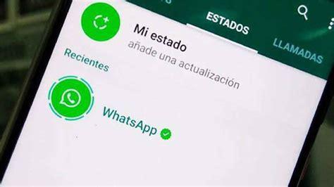 Pendiente con el dato: Cómo descargar estados de WhatsApp ...