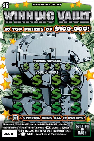 Pennsylvania Lottery   PA Lottery Winners