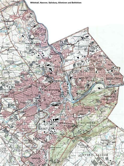 Pennsylvania Township Map