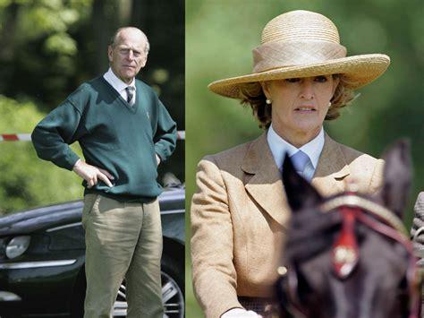 Penny Romsey, la amiga entrañable del duque de Edimburgo ...