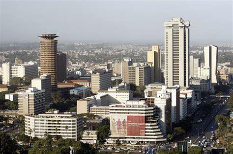 Pensando en Nairobi, Kenia   Globalizado