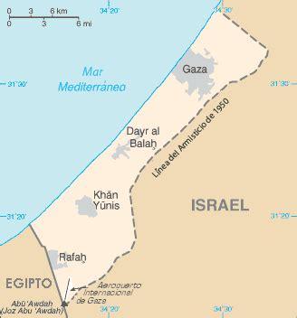 Pensando Israel: Breve resumen del conflicto en Gaza