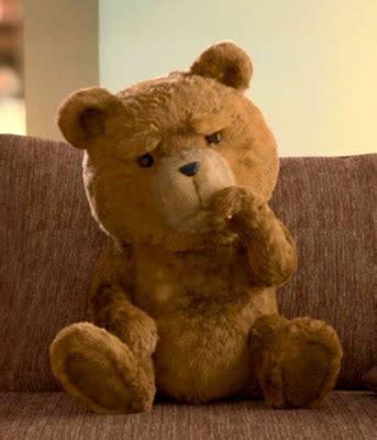 pensando la bronca: TED , el Osito