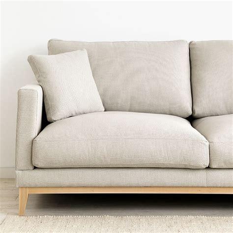 Penta sofá patas natural | Salones estilo nordico, Diseño ...