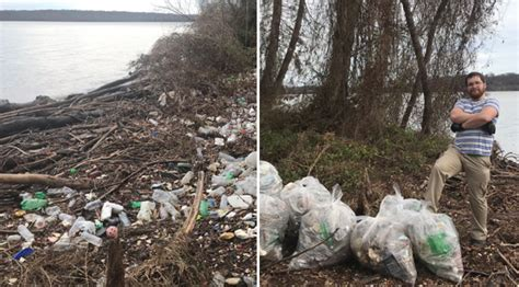 People Are Picking Up Trash For A New Internet Challenge