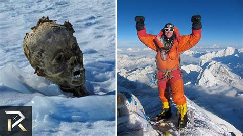 People Frozen Alive On Everest!  30 Facts You Won t ...