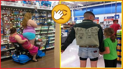 People Of Walmart You Won t Believe That Exist    YouTube