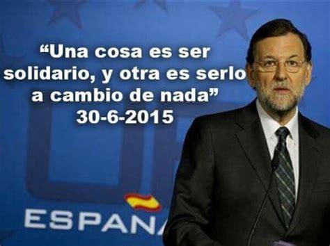 Peores frases de Mariano Rajoy el presidente español ...