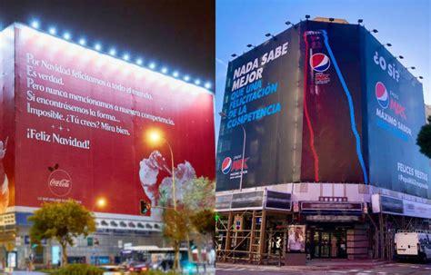 Pepsi agradece felicitación de Coca Cola en la víspera de ...