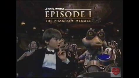 Pepsi Star Wars Episode I Television Commercial 1999 Jake ...