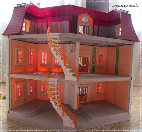 Pequesymamis: Mi Gran Casa de Muñecas de PLAYMOBIL
