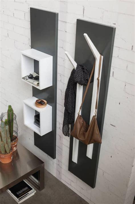percheros para un espacio pequeño   Muebles para vestíbulo ...