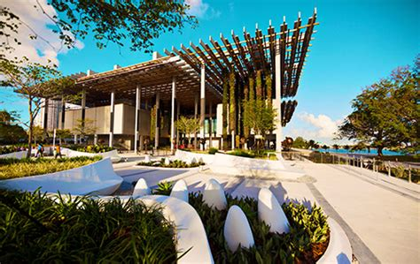 Perez Art Museum Miami by Greater Miami Convention and ...