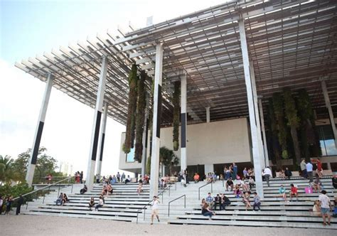 Pérez Art Museum Miami Gives Free Admission to the ...