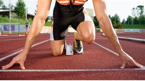 Perfect Your Track Sprint Start | STACK