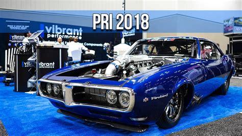 Performance Racing Industries 2018 in 4K  PRI 2018 ...