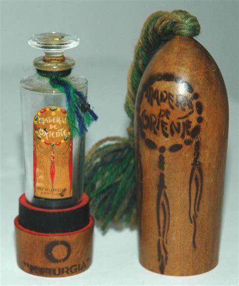 Perfume:  MADERAS DE ORIENTE   MYRURGIA , vintage perfume ...