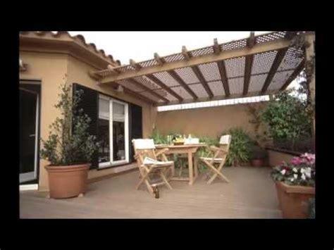 pergolas para patios interiores   YouTube