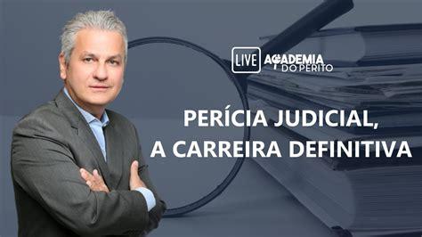 Perícia Judicial: Carreira definitiva   Academia do Perito ...