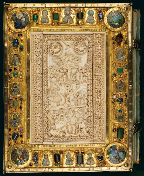 Pericopes  Sections  Book of Henry II — Viewer — World ...