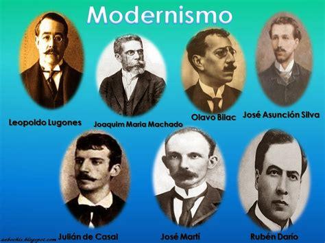 Período Modernismo de la Literatura