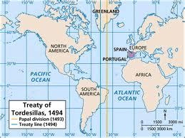 Perjanjian Tordesillas   »Sefrian s Blog