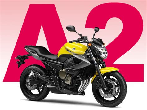 Permis A2 : vers un élargissement du choix de motos ...