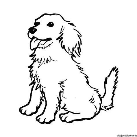 Perros   Dibujos para Colorear