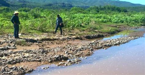 Persiste contaminación en río Sonora por derrame minero de ...