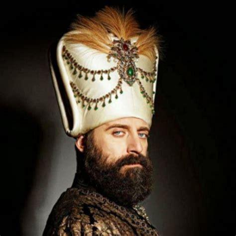 Personajes de Suleiman el gran sultán