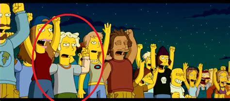 Personajes Fugaces En Los Simpsons La Pelicula   TV ...