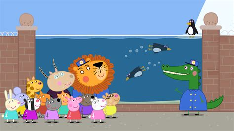 Personal lists featuring Peppa Pig 5x17  The Zoo    Trakt.tv