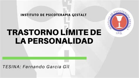 personalidad archivos   Instituto de Psicoterapia Gestalt ...
