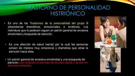 Personalidad Histrionico fullll 1111111111