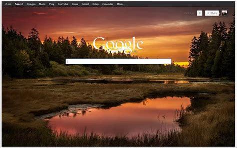 Personalizar buscador de Google con fondos de pantalla ...