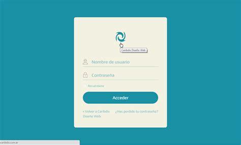 Personalizar el inicio de sesión de WordPress – Caribdis ...