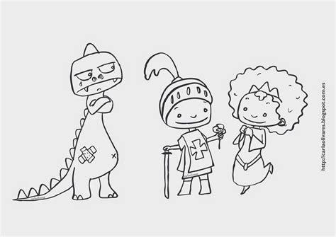 personatges de sant jordi per pintar   Cerca amb Google ...
