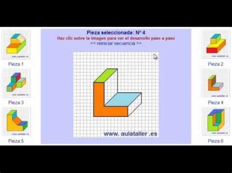 Perspectiva caballera   Dibujo y Tecnología en la ESO ...