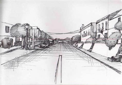 perspectiva cónica central | Dibujando en perspectiva ...