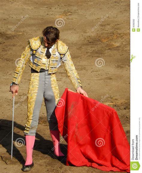 PERU   NOV 2013: Spanish Torero Juan Jose Padilla ...