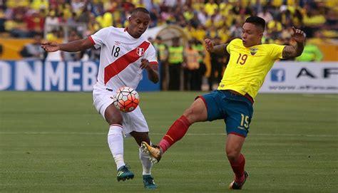 Perú vs. Ecuador EN VIVO ONLINE vía Movistar Deportes ...