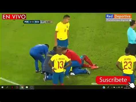 PERU VS ECUADOR EN VIVO PARTIDO    FUTBOL DE SURAMERICA ...
