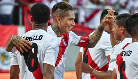Perú vs. Francia: las alineaciones/once/formación ...