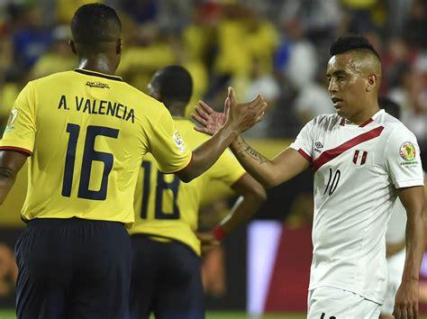 Perú y Ecuador podrían enfrentarse antes de la Copa ...