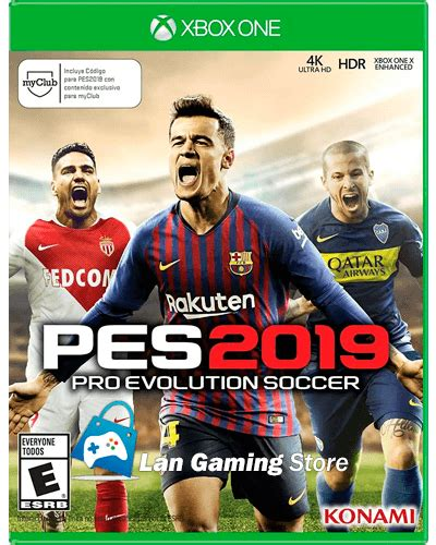 PES 19   Pro Evolution Soccer 2019 XBox One | Lan Gaming Store